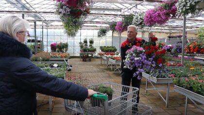 Afscheid van Tuincentrum Peter van Gennip