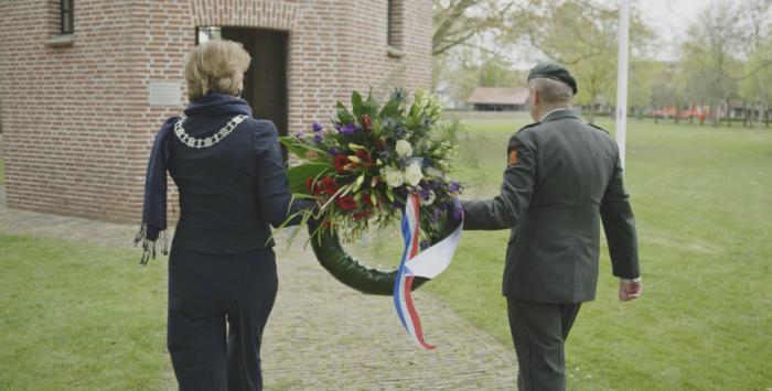 Dodenherdenking in Helmond