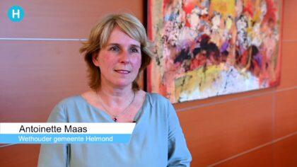 Wethouder Antoinette Maas: 'Het was een moeilijke keuze'