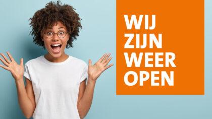Bibliotheek Helmond-Peel morgen weer open