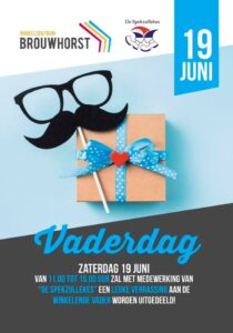 Vaderdag! @ Winkelcentrum Brouwhorst