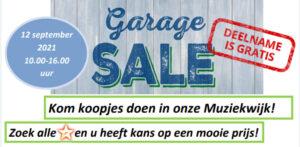 Garagesale Helmond-Noord Muziekwijk @ Garagesale Helmond Noord
