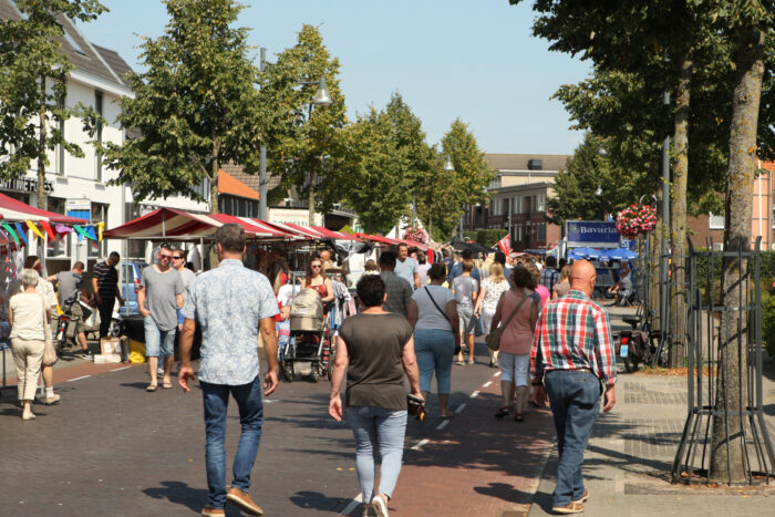 Grote Braderie in Mierlo-Hout afgelast