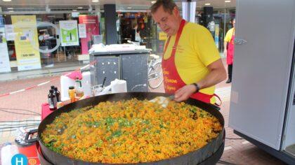 Nieuwe ondernemer op Helmondse markt