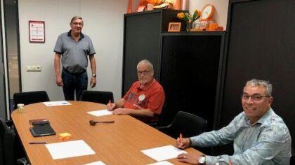 Helder Helmond wil afsluiting hoofdstuk Michael Rieter