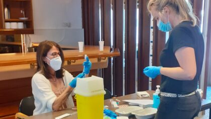 Meeste dak- en thuislozen in Helmond gevaccineerd