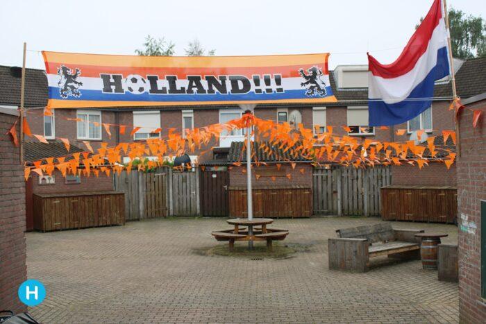 Heeft oranjekoorts ook Helmond getroffen?