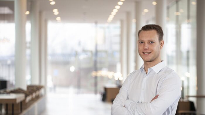 Thomas Tuerlings lijsttrekker GroenLinks gemeenteraadsverkiezingen