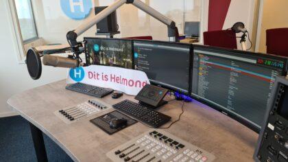 Update storing DitisHelmond radio: radio weer hoorbaar
