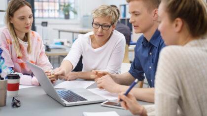 Allereerste digitale Leer & Werk Markt Helmond