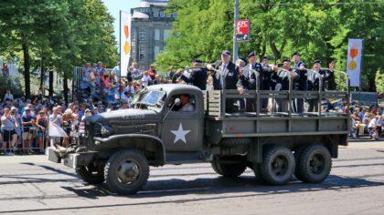 Veteranendag 2021 in Helmond