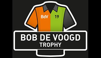 Bob de Voogd Trophy definitief op zaterdag 23 oktober