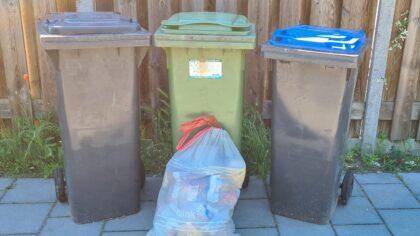 Tien procent minder afval sinds invoering Diftar