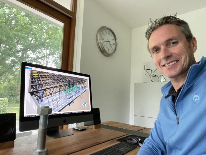 Helmonder wint internationale prijs hightech 3D model