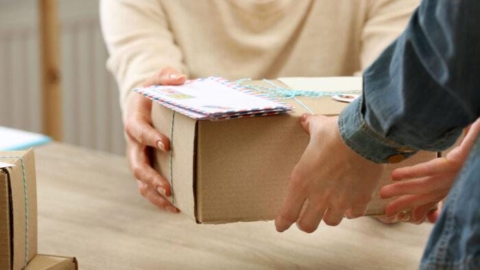 Stichting Bedrijventerreinen Helmond: Let op! Pakketoplichter(s) actief