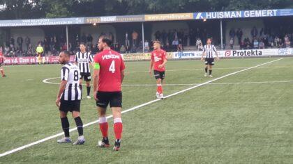 VV Gemert en Helmond Sport in evenwicht na spannende slotfase