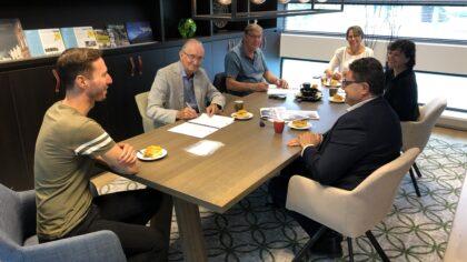 WoCom en huurdersorganisaties tekenen voor samenwerking
