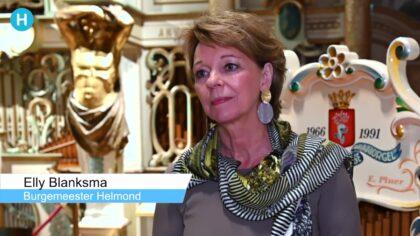 Burgemeester Blanksma ook beetje chagrijnig van coronaregels