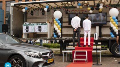 Diploma-uitreikingen op Helmondse scholen