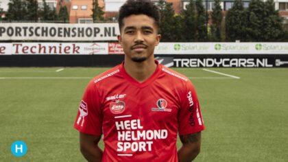 Keyennu Lont tekent contract bij Helmond Sport