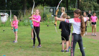 Jibb+ vakantiesportweek is voor jeugd sporten met veel plezier