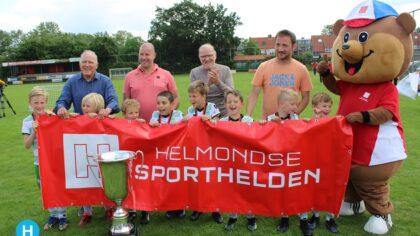 SV Brandevoort wint de Gebroeders Van de Kerkhof Cup