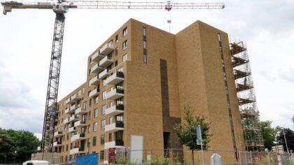 Nieuw appartementencomplex De Eeuwsels