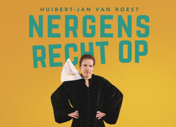 Huibert-Jan van Roest – Nergens recht op (try-out)