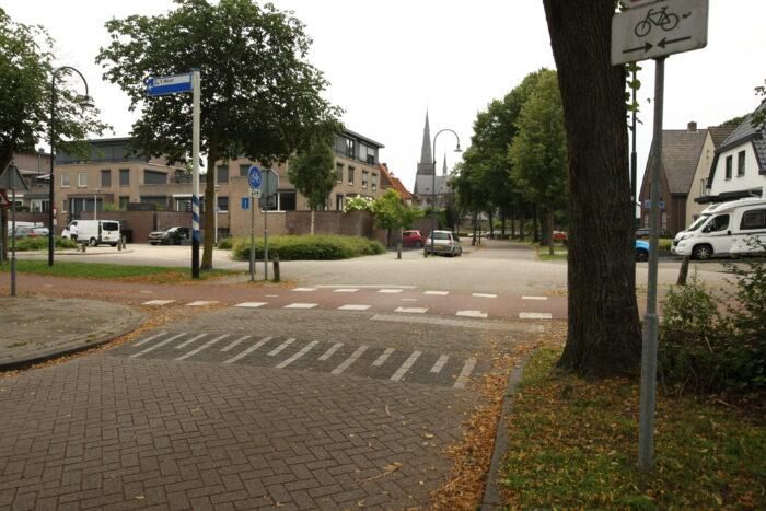 Werkzaamheden kruispunt Slegersstraat/Sjef Remmenlaan