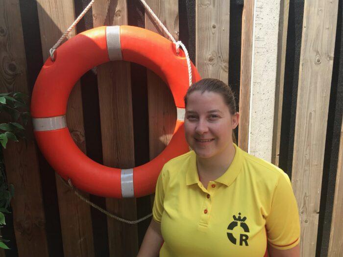 Reddingsklos Vrijwilliger van de maand: Annemarie van Dijk