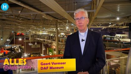 DAF museum gefilmd voor: Alles behalve werken