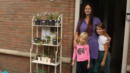 Plantenbieb in Brandevoort geopend