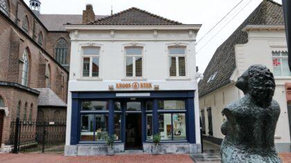Speciaalzaak wijnen en bieren in centrum van Helmond