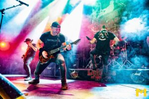LIVE: Present Danger (Metallica-tribute) @ Muziekcafe Helmond