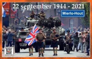 10 jaar Herdenkingsmonument Mierlo-Hout, 77e Herdenking Bevrijding @ Houtse Parallelweg 5706 AG Helmond