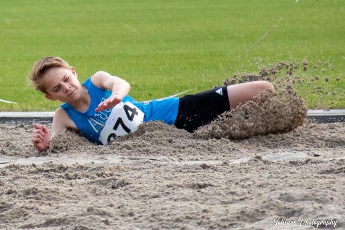 Helmondse medailles bij Brabants Kampioenschap atletiek