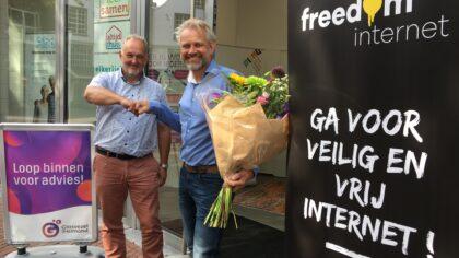 Freedom Internet beschikbaar op Glasvezel Helmond