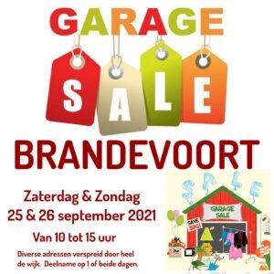 Garagesale Brandevoort @ Brandevoort