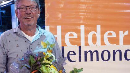 Louis van de Werff nieuwe lijsttrekker Helder Helmond