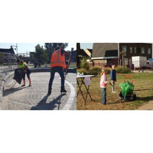 World Clean up day: Wij grijpen in! @ Weverspark