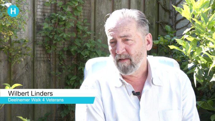 Helmondse Wilbert Linders is op pad voor veteranen