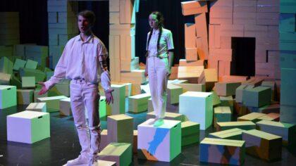 Gratis toneellessen Jeugdtheaterschool Annatheater