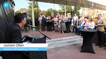 Bert Kuijpers voor eeuwig in Helmond aanwezig