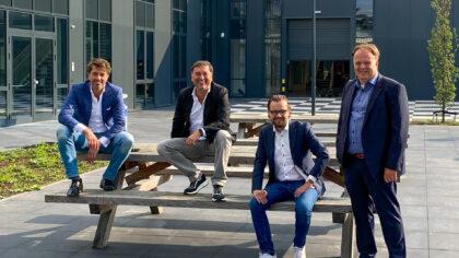 VVD Kamerleden bezoeken Automotive Campus in Helmond