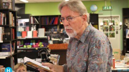 Kinderboekschrijver Jacques Vriens presenteert nieuw boek