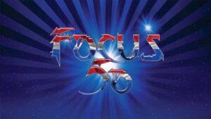 Focus - 50th anniversary tour @ De Cacaofabriek
