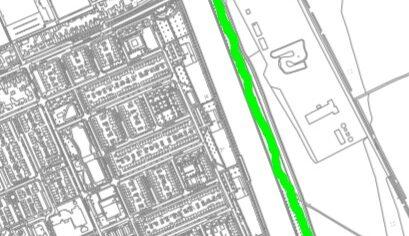 Op 22 september start werkzaamheden Rembrandtlaan – Rijpelbaan