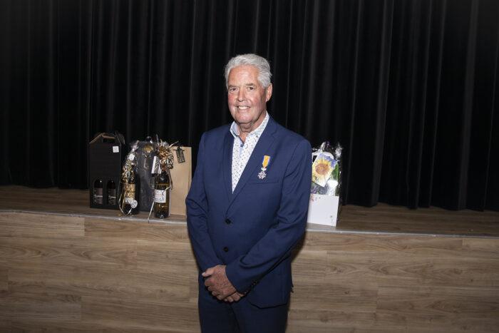 Koninklijke onderscheiding voor Hans Scheepers