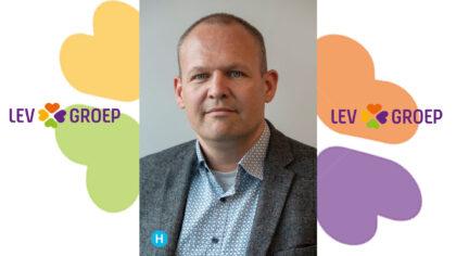 Jasper Ragetlie stopt als directeur van LEVgroep