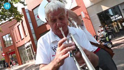Gezelligheid troef bij Jazz in Catstown